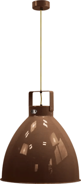 Jielde-Augustin-540-Hanglamp-Koper-Hamerslag