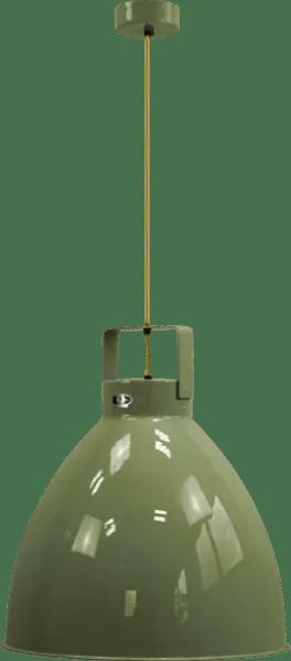 Jielde-Augustin-540-Hanglamp-Olijf-Groen-RAL-6003