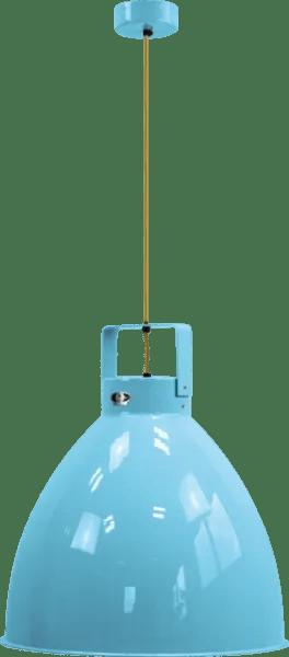 Jielde-Augustin-540-Hanglamp-Pastel-Blauw-RAL-5024