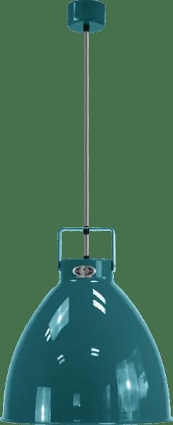 Jielde-Augustin-A360-Hanglamp-Oceaan-Blauw-RAL-5020