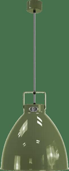 Jielde-Augustin-A360-Hanglamp-Olijf-Groen-RAL-6003