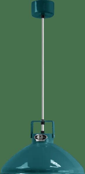 Jielde-Beaumont-B240-Hanglamp-Oceaan-Blauw-RAL-5020
