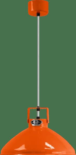 Jielde-Beaumont-B240-Hanglamp-Oranje-RAL-2004