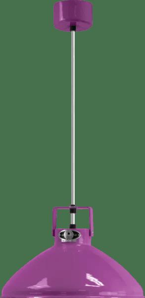 Jielde-Beaumont-B240-Hanglamp-Paars-Fuschia-RAL-4008
