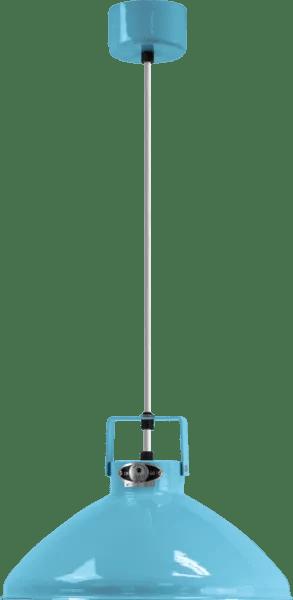 Jielde-Beaumont-B240-Hanglamp-Pastel-Blauw-RAL-5024