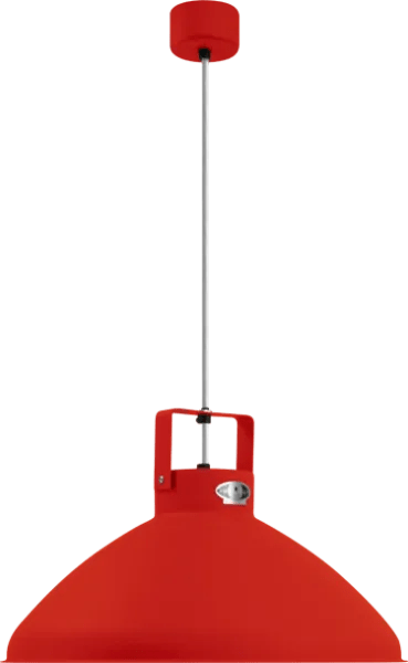 Jielde-Beaumont-B360-Hanglamp-Rood-RAL-3020