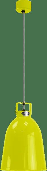 Jielde-Clement-C240-Hanglamp-Geel-RAL-1016