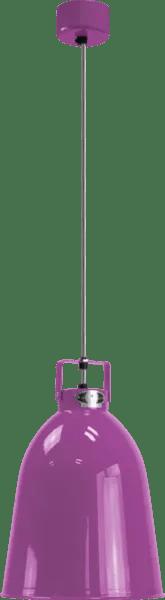 Jielde-Clement-C240-Hanglamp-Paars-Fuschia-RAL-4008
