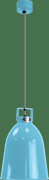 Jielde-Clement-C240-Hanglamp-Pastel-Blauw-RAL-5024