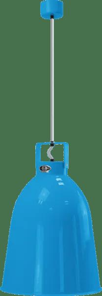 Jielde-Clement-C360-Hanglamp-Licht-Blauw-RAL-5012
