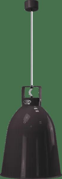 Jielde-Clement-C360-Hanglamp-Zwart-RAL-9011