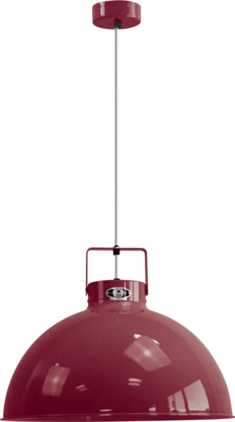 Jielde-Dante-D450-Hanglamp-Bourgondisch-RAL-3005