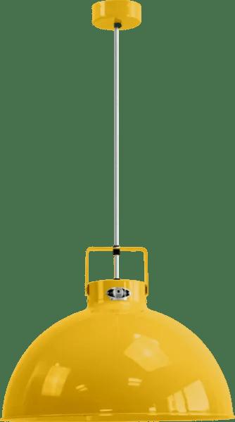 Jielde-Dante-D450-Hanglamp-Mosterd-RAL-1003