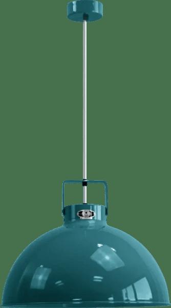 Jielde-Dante-D450-Hanglamp-Oceaan-Blauw-RAL-5020
