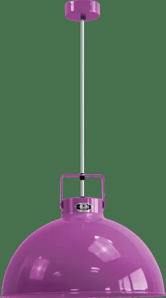 Jielde-Dante-D450-Hanglamp-Paars-Fuschia-RAL-4008