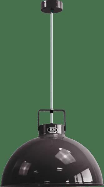 Jielde-Dante-D450-Hanglamp-Zwart-RAL-9011