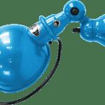 Jielde-Loft-D1000-muurlamp-Licht-Blauw-RAL-5012