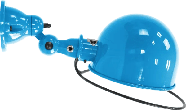 Jielde-Loft-D1020-muurlamp-plafondlamp-Licht-Blauw-RAL-5012