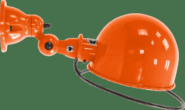 Jielde-Loft-D1020-muurlamp-plafondlamp-Oranje-RAL-2004