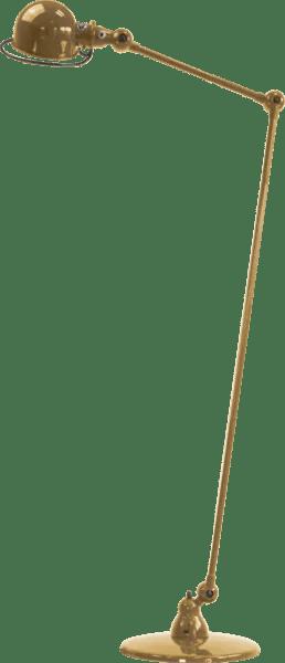 Jielde-Loft-D1240-vloerlamp-Goud-RAL-1036
