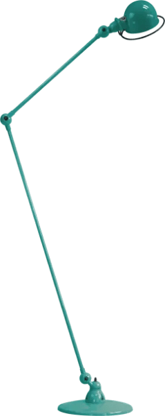 Jielde-Loft-D1260-vloerlamp-Water-Blauw-RAL-5021