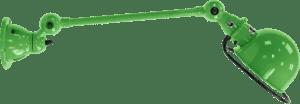 Jielde-Loft-D4001-muurlamp-plafondlamp-Appel-Groen-RAL-6018
