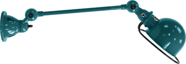 Jielde-Loft-D4001-muurlamp-plafondlamp-Oceaan-Blauw-RAL-5020