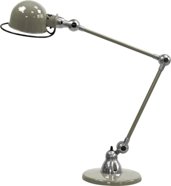 Jielde-Loft-D6440-bureaulamp-duo-Grijs-RAL-7002