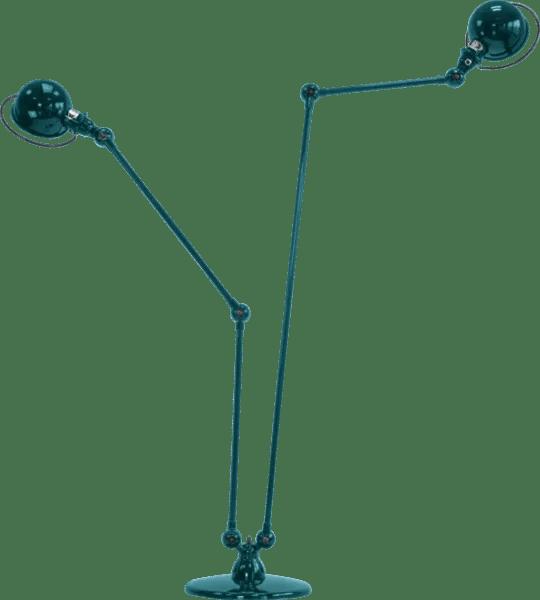 Jielde-Loft-D7460-vloerlamp-Oceaan-Blauw-RAL-5020