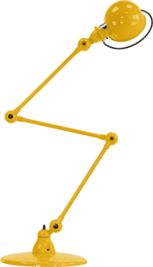 Jielde-Loft-D9403-vloerlamp-Mosterd-RAL-1003