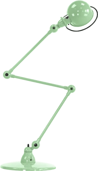Jielde-Loft-D9403-vloerlamp-Water-Groen-RAL-6019