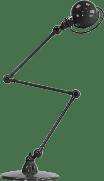Jielde-Loft-D9403-vloerlamp-Zwart-Hamerslag