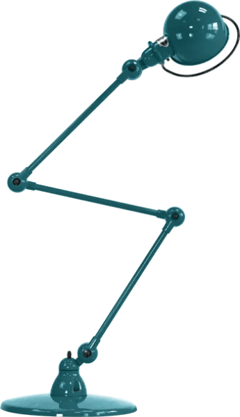 Jielde-Loft-D9403-voerlamp-Oceaan-Blauw-RAL-5020