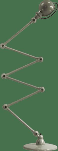 Jielde-Loft-D9406-vloerlamp-Grijs-RAL-7002