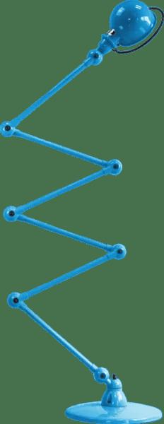 Jielde-Loft-D9406-vloerlamp-Licht-Blauw-RAL-5012