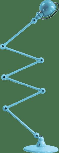 Jielde-Loft-D9406-vloerlamp-Pastel-Blauw-RAL-5024