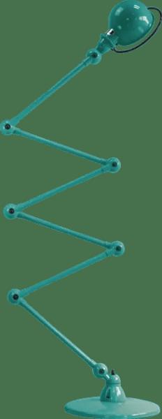Jielde-Loft-D9406-vloerlamp-Water-Blauw-RAL-5021