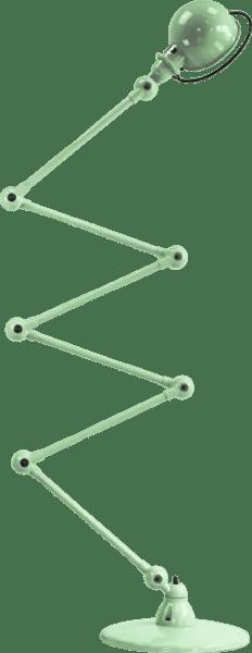 Jielde-Loft-D9406-vloerlamp-Water-Groen-RAL-6019