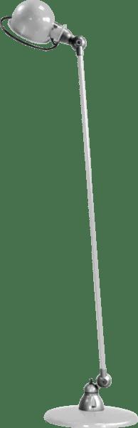 Jielde-Loft-D1200-vloerlamp-Zilver-Grijs-RAL-9006-Hoogglans-Gepolijst