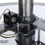 Flex werkplek BINK lampen detail 5