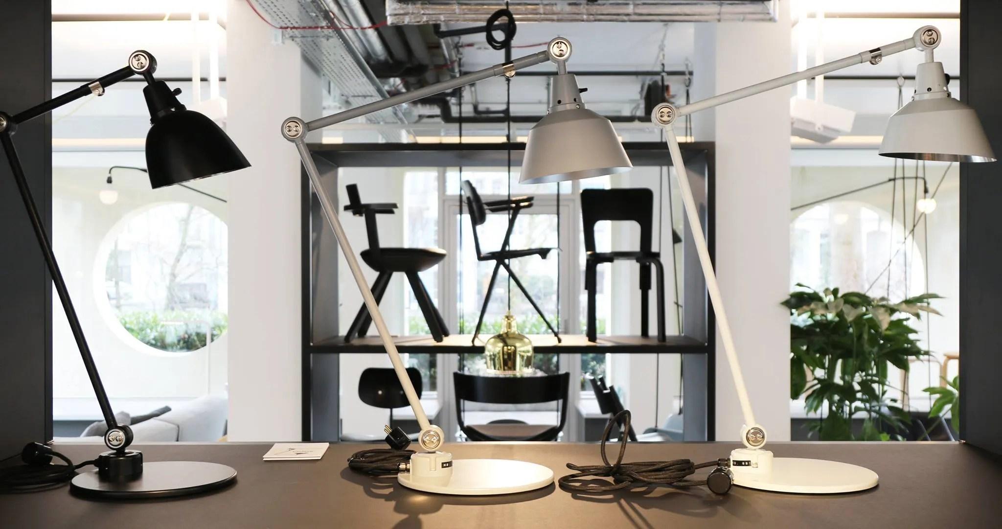Midgard modulaire bureaulamp 5
