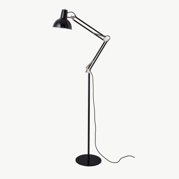 Midgard staande lamp BINK zwart