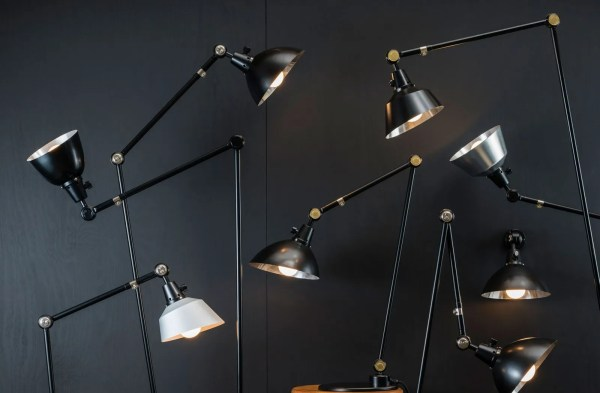 Midgard vloerlamp modulair