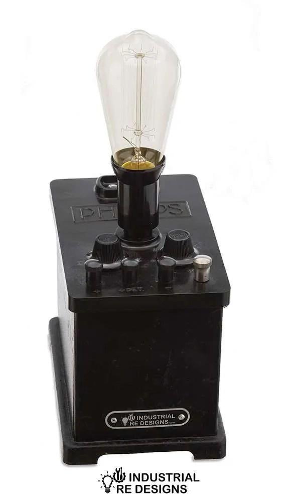 Philips-tafel-lamp-bakeliet-BINK 6
