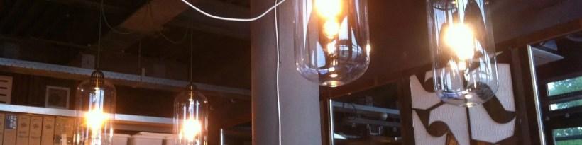 fust hanglamp BINK lampen project