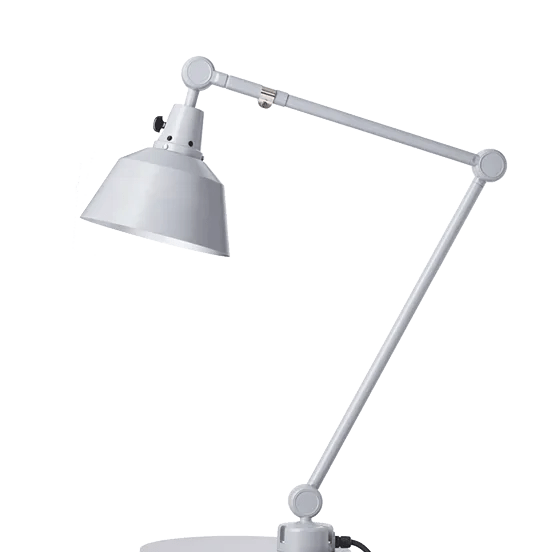 midgard bureaulamp wit