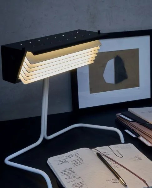 DCW editions BINY bureaulamp in situ