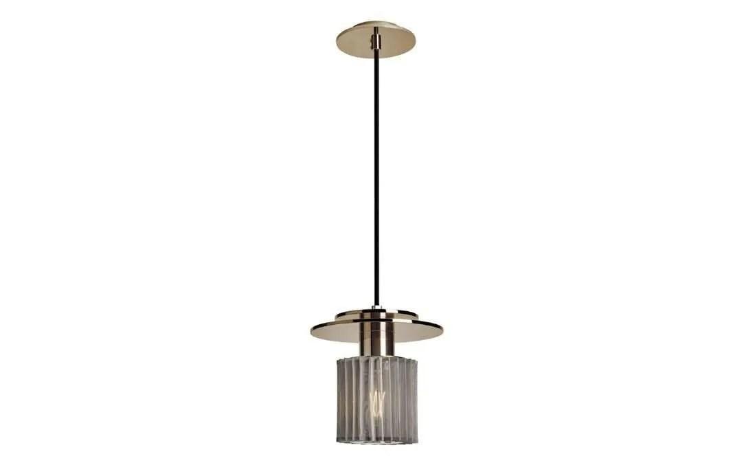 in the sun hanglamp 19 cm goud zilver