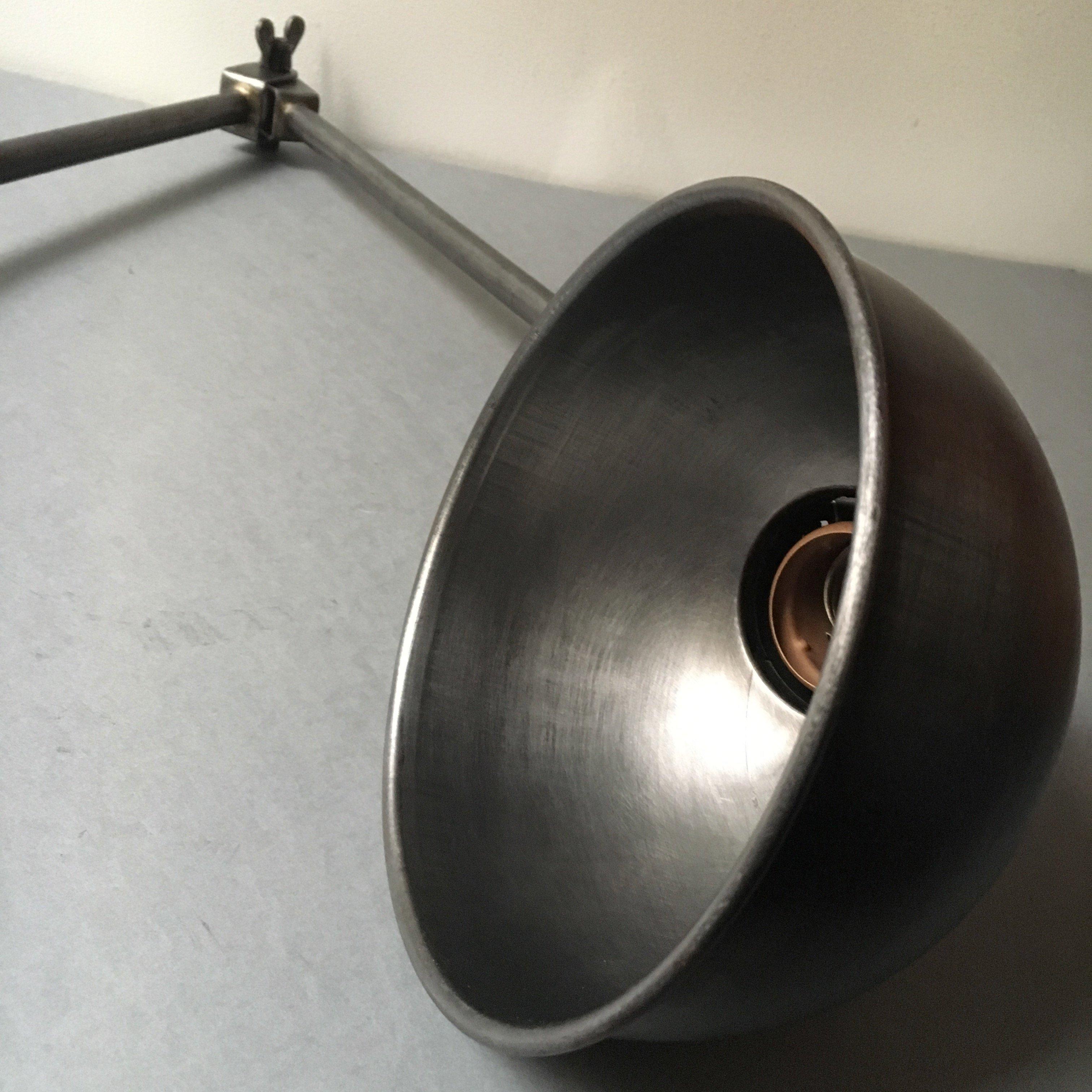 Bauhaus XL klemlamp 8
