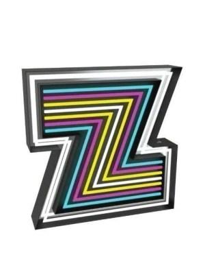 Delightfull letterlamp Z